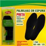 Palmilha Espuma para Ajuste do Calçado Qualypé Soft Solespreto 33