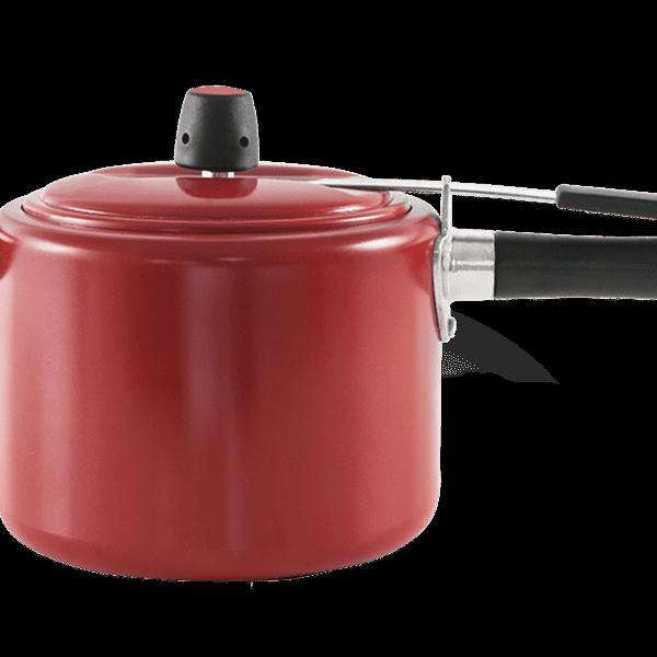 Ficha técnica e caractérísticas do produto Panela de Pressão 4,5 Litros - Chilli Ø 20 X 15 Cm 4,5 L Vermelho