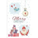Ficha técnica e caractérísticas do produto Pano de Copa Papai Noel - Lepper