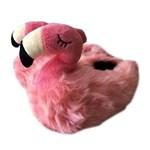 Ficha técnica e caractérísticas do produto Pantufa Flamingo 34/36 - Ricsen - ROSA CLARO
