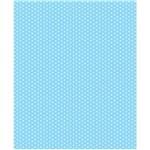 Ficha técnica e caractérísticas do produto Papel Adesivo Poá Azul Bebê Plavitec 45 Cm X 2 Metros
