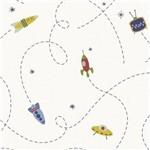 Ficha técnica e caractérísticas do produto Papel de Parede Infantário Bobinex 1702