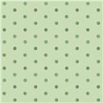 Ficha técnica e caractérísticas do produto Papel de Parede Infantil Bolinhas Verde Degradê