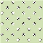 Ficha técnica e caractérísticas do produto Papel de Parede Infantil Futebol