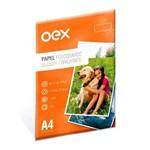 Papel Fotográfico Glossy 180g A4 Pacote com 50 Folhas