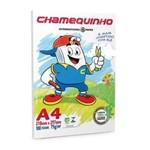 Papel Sulfite A4 Pct com 100fls Chamequinho