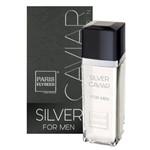 Ficha técnica e caractérísticas do produto Kit 12 Perfumes Masculino Silver Caviar 100Ml Paris Elysees
