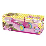 Patinete Fabuloso Barbie Tri Wheels 81455 Fun