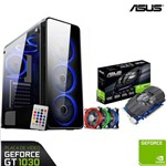 PC Gamer EasyPC FPS Intel Core I3 (GeForce GT 1030 2GB) 8GB 1TB