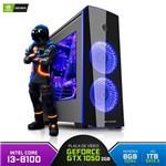 Pc Gamer Neologic Fortnite NLI81079 I3-8100 8GB (GeForce GTX 1050 2GB) 1TB