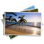 Pct com 20 Folhas A4 Papel Fotografico Adesivo Glossy Brilhante 135g