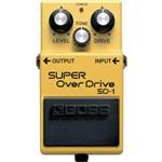 Pedal Boss Sd1 Super Overdrive