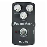 Pedal Guitarra Pocket Metal Joyo Jf-35
