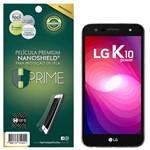 Ficha técnica e caractérísticas do produto Película Premium HPrime Lg K10 Power / NanoShield®