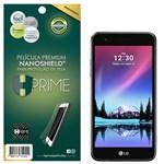 Ficha técnica e caractérísticas do produto Película Premium HPrime LG K4 2017 - NanoShield - Hprime Películas