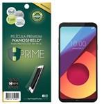 Ficha técnica e caractérísticas do produto Película Premium NanoShield Hprime LG Q6 - Hprime Películas