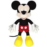 Ficha técnica e caractérísticas do produto Pelúcia Mickey Mouse - 30 Cm - Long Jump - Disney