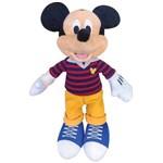 Ficha técnica e caractérísticas do produto - Pelúcia Mickey