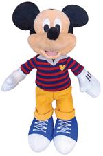 Ficha técnica e caractérísticas do produto Pelúcia Mickey