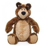 Ficha técnica e caractérísticas do produto Pelucia Urso - Masha e o Urso 40cm da Estrela 1003105800008