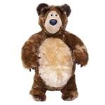 Ficha técnica e caractérísticas do produto Pelucia Urso Masha e o Urso Estrela 00008