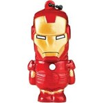 Ficha técnica e caractérísticas do produto Pen Drive Marvel Homem de Ferro 8Gb Pd081