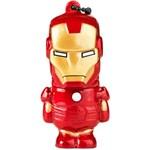 Ficha técnica e caractérísticas do produto Pendrive 8gb Marvel Vingadores Homem de Ferro PD081 Multilaser