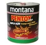 Ficha técnica e caractérísticas do produto Pentox Super Dupla Ação Imunizante para Madeiras 3,6 Litros