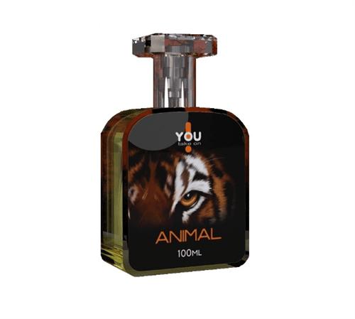 Ficha técnica e caractérísticas do produto Perfume Animal ( Animale For Men ) Masculino 100 Ml