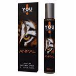 Ficha técnica e caractérísticas do produto Perfume Animal Masculino 30 ML