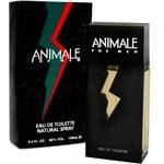 Perfume Animale For Men Masculino Eua de Toilette 100ml Animale