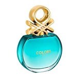 Ficha técnica e caractérísticas do produto Perfume Benetton Colors Blue Eau de Toilette 80ml