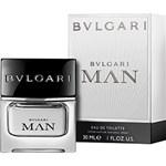 Ficha técnica e caractérísticas do produto Perfume Bvlgari Man Masculino Eau de Toilette 30 Ml - Bvlgari