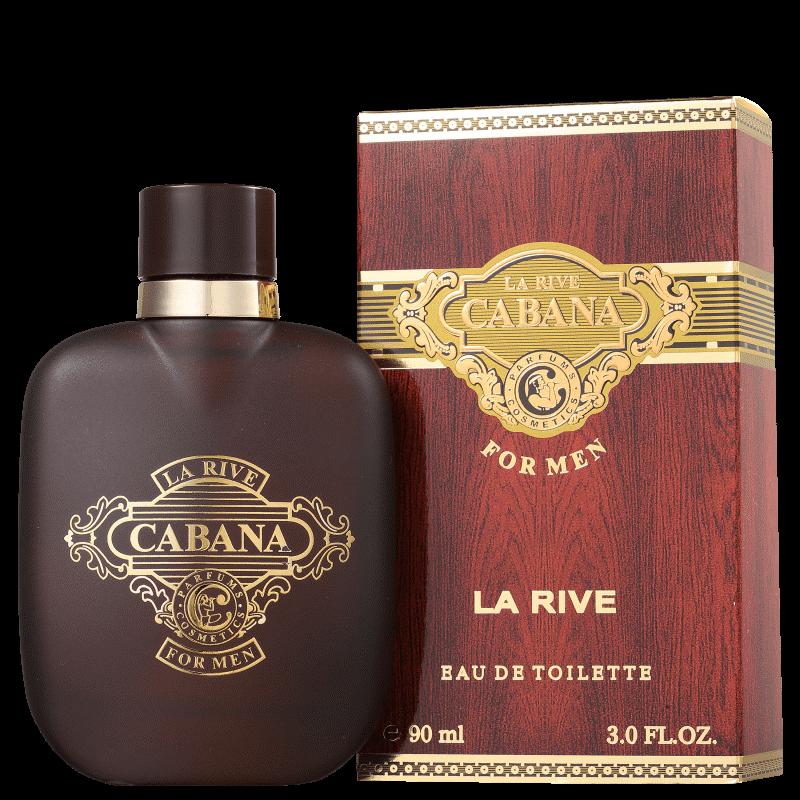 Ficha técnica e caractérísticas do produto Perfume Cabana For Men - La Rive - Masculino - Eau de Toilette (90 ML)