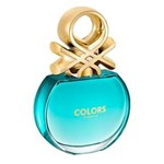 Ficha técnica e caractérísticas do produto Perfume Colors Blue EDT Feminino 50ml Benetton