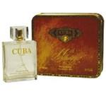 Ficha técnica e caractérísticas do produto Perfume Cuba Gold Masculino Eau de Parfum | Cuba Paris - 100 ML