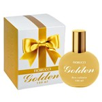 Ficha técnica e caractérísticas do produto Perfume Deo Colônia Feminina Golden 100ml - Fiorucci