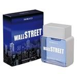 Ficha técnica e caractérísticas do produto Perfume Deo Colônia Masculino Wall Street 100ml - Fiorucci