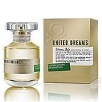 Ficha técnica e caractérísticas do produto Perfume Dream Big Feminino Eau de Toilette 80ml - Benetton