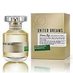 Ficha técnica e caractérísticas do produto Perfume Dream Big Feminino Eau de Toilette - Benetton - 80 Ml
