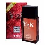 Ficha técnica e caractérísticas do produto Perfume Edt Paris Elysees Y2k 100ml