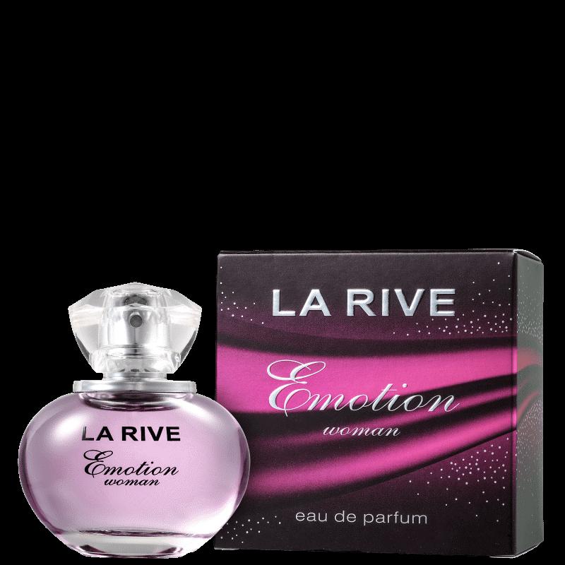 Ficha técnica e caractérísticas do produto Perfume Emotion Woman - La Rive - Feminino - Eau de Parfum (50 ML)