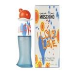Ficha técnica e caractérísticas do produto Perfume Fem Moschino I Love Love Eau de Toilette - 30ml