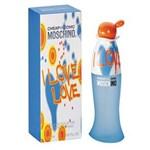 Ficha técnica e caractérísticas do produto Perfume Fem Moschino I Love Love Eau de Toilette 50ml