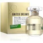 Ficha técnica e caractérísticas do produto Perfume Feminino Dream Big Edition Benetton Eau de Toilette 50ml