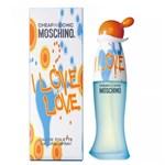 Ficha técnica e caractérísticas do produto Perfume Feminino Love Love Moschino Eau de Toilette 100ml