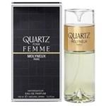 Ficha técnica e caractérísticas do produto Perfume Feminino Molyneux Quartz Femme 50ml Edp