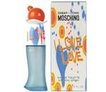 Ficha técnica e caractérísticas do produto Perfume Feminino Moschino I Love Love Eau de Toilette 30ml