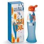 Ficha técnica e caractérísticas do produto Perfume Feminino Moschino I Love Love Eau de Toilette 100ml