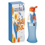 Ficha técnica e caractérísticas do produto Perfume Feminino Moschino I Love Love Eau de Toilette 50ml